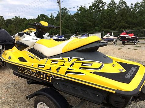 boat dealers eatonton ga 2009 sea doo rxp 10 foot 2009 sea doo jetskis