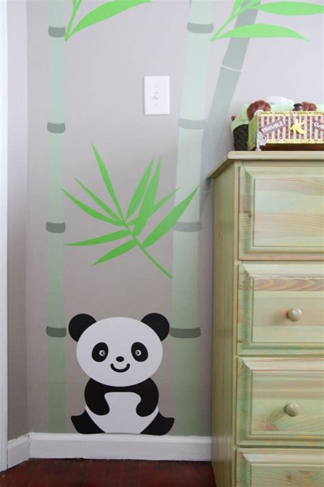 Panda Nursery Decor 17 Best Ideas About Panda Nursery On Pinterest Panda