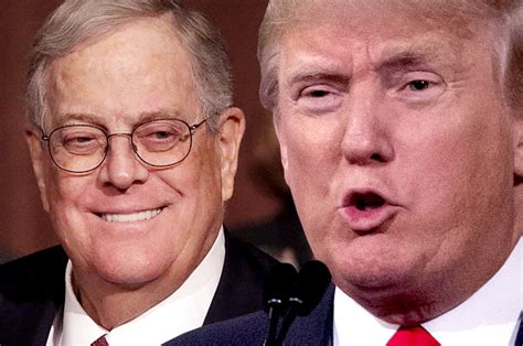 donald trump siblings donald trump is too terrifying for the gop even the koch