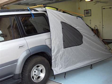 Awning 4x4 Rear Hatch Tent Ih8mud Forum