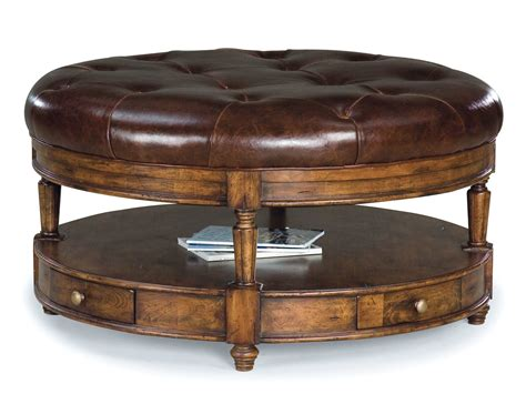 ottoman or coffee table leather ottoman coffee table