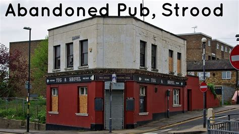 houses to buy in medway abandoned public house in strood medway youtube