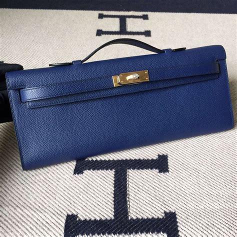 Hermes Lindy Size 31cm wholesale hermes 73 blue saphir epsom calfskin leather