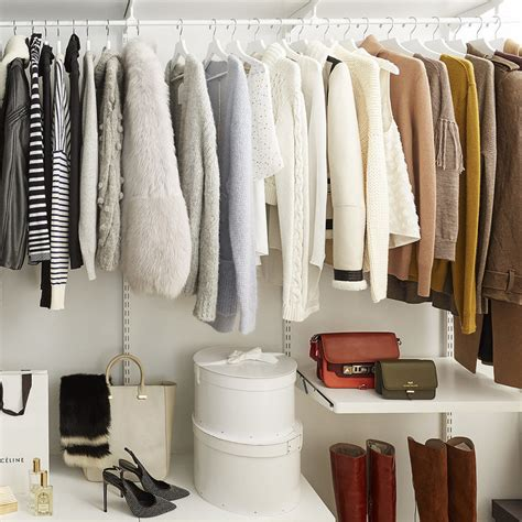 How To Clean Closet by How To Clean Out Your Closet Popsugar Fashion