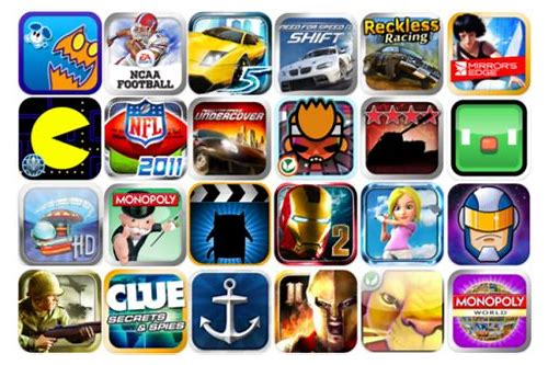 iphone 5 new games free download