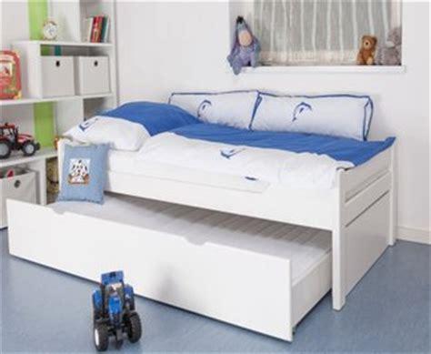 Ausziehbares Kinderbett by ᐅ Ausziehbares Kinderbett 90x200 Kinderbett Wei 223 Neu