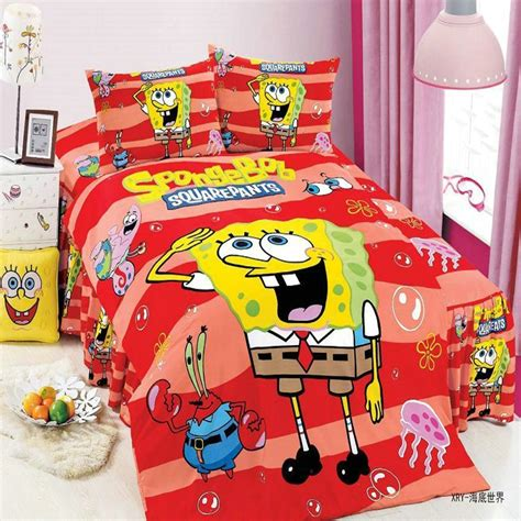 Bedcover Set Spongebob 3d spongebob bed set 28 images 28 best spongebob comforter set nickelodeon spongebob
