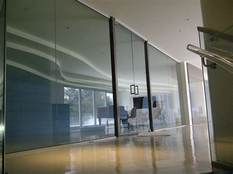 Glass Wall Door Glass Walls Installation For Interior Offices Or Home Partitioning
