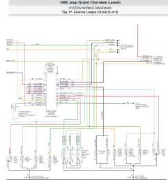 1995 jeep grand laredo radio wiring diagram