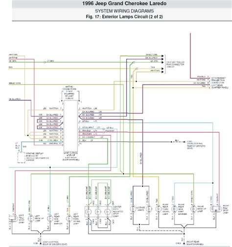 1995 jeep trailer wiring diagram wiring diagram