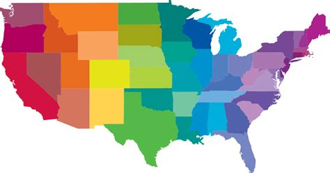 map usa color best photos of blank usa map usa blank map united states