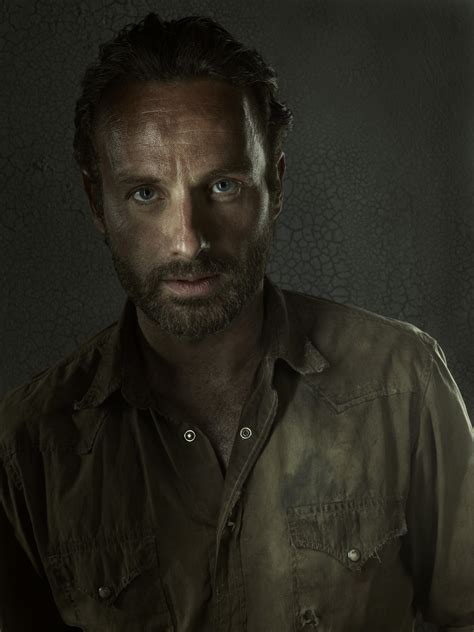 andrew lincoln character strongest characters on the walking dead top ten tv