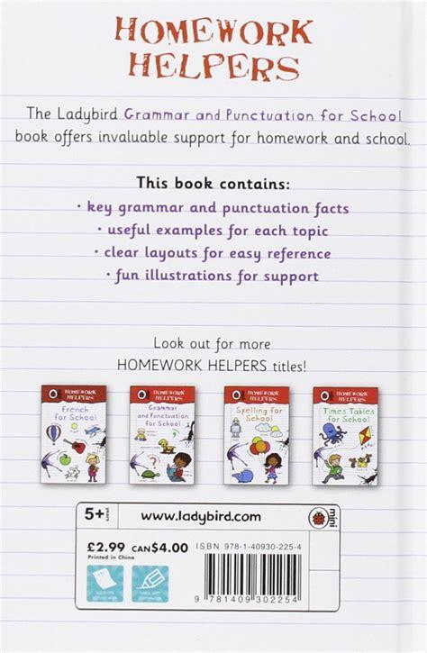Grammar Punctuation Homework Help by Gramer Puncuation Homework Help