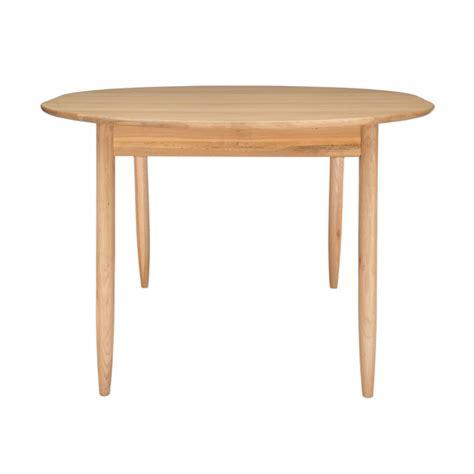 small extending dining tables ercol teramo small extending dining table choice furniture