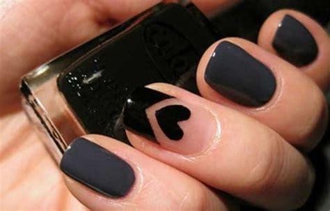 imagenes uñas decoradas en blanco y negro u 241 as decoradas color negro u 241 asdecoradas club