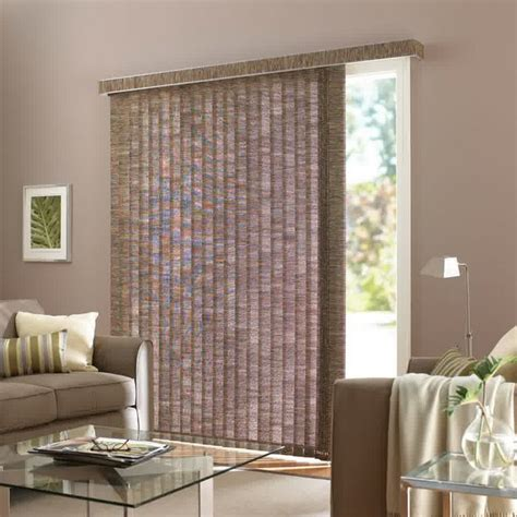 innovative patio door vertical blinds home depot door