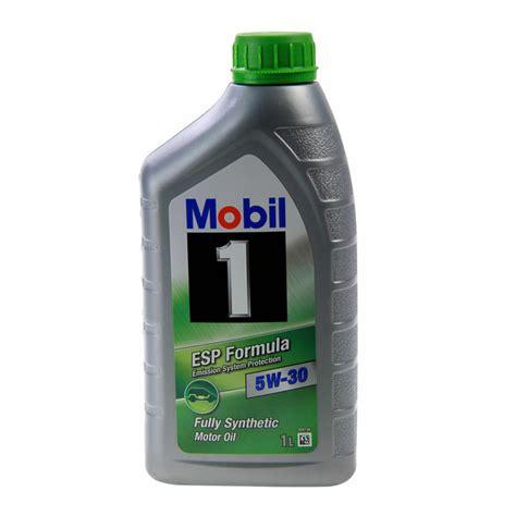 mobil 1 engine mobil 1 esp engine 5w 30 1ltr car parts