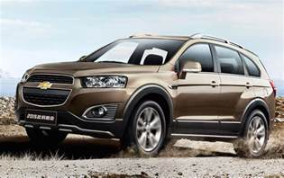 Chevrolet Captiva Sport 2015 Chevrolet Captiva Sport Overview Cargurus