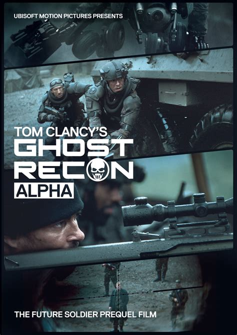 Film Ghost Recon Alpha | flatiron film company releases ubisoft motion pictures