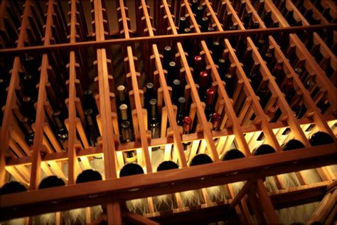 Canada Wine Rack by Building A Beautiful Canada Home Wine Cellar Using Cost
