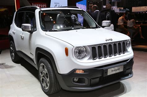 2015 Jeep Limited 2015 Jeep Renegade Limited Front Side View Photo 11