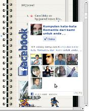 membuat widget facebook di website cara membuat atau memasang widget fanspage facebook