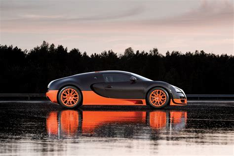 is bugatti the fastest car why the bugatti veyron was stripped of its record as the