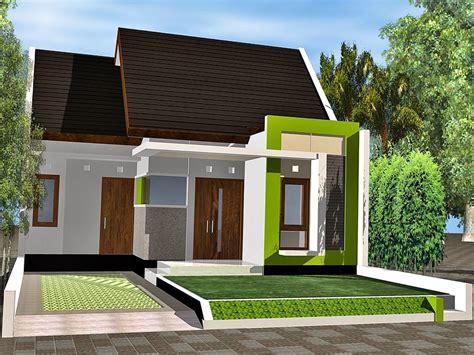 kumpulan gambar desain rumah hook minimalis  lantai type  terbaru