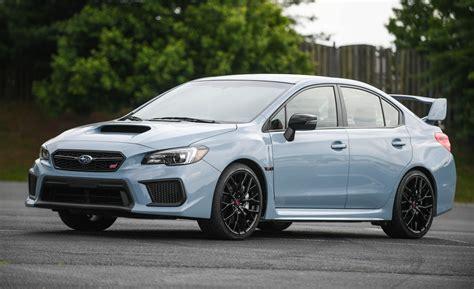 Sti Subaru 2019 by 2019 Subaru Wrx And Wrx Sti Priced News Car And Driver