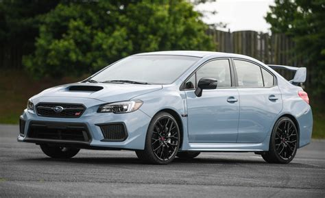 2019 Subaru Wrx Sti by 2019 Subaru Wrx And Wrx Sti Priced News Car And Driver