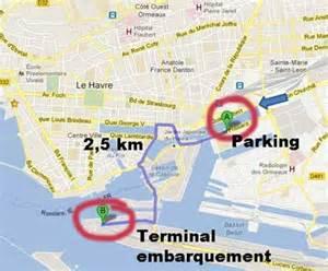 comment se rendre et ou garer sa voiture dans le port