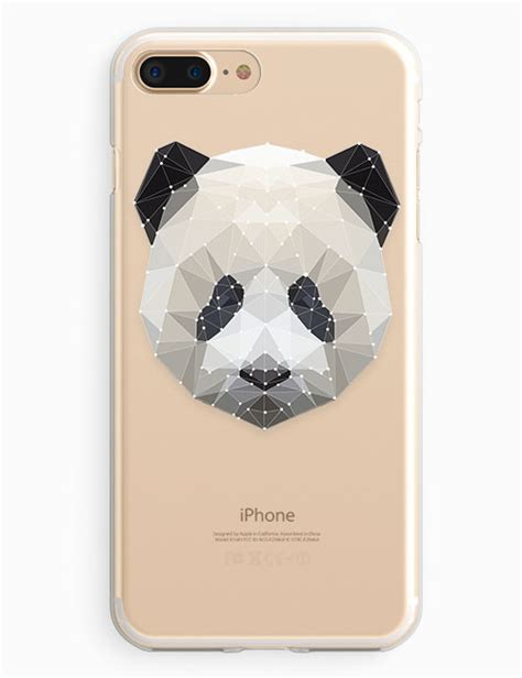 panda phone case lacellki store printed phone cases