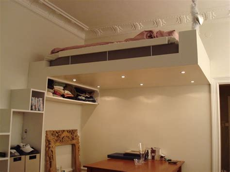Nice Homes Interior by Small Space Solution Design Loft Bed Creatiolista