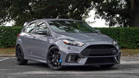 Ford Forcus Rs by 2017 Ford Focus Rs Driven
