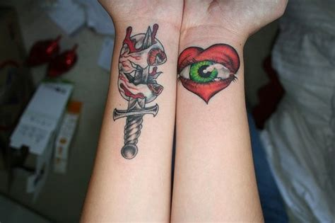 evil eye tattoo on wrist 25 sweet wrist tattoos for creativefan