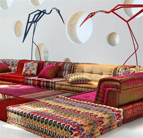 canape marocain le canap 233 marocain qui va bien avec votre salon salons