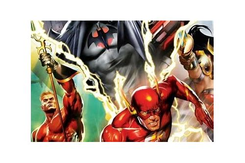 justice league the flashpoint paradox telecharger vf