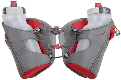 wearing a hydration belt ultraspire impulse hydration belt blister gear review