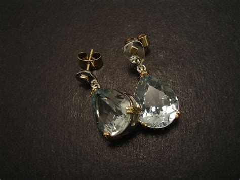 Handmade Sydney - topaz teardrops handmade sydney christopher william