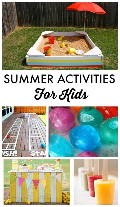 top 10 tuesday summer activities for kids taryn whiteaker