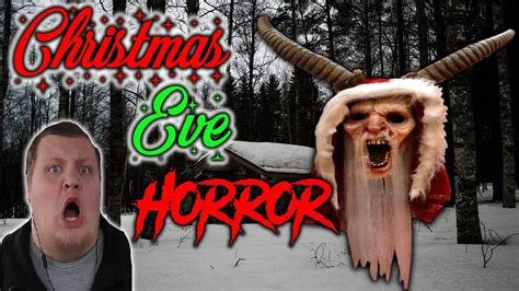 disturbing true christmas eve horror stories reaction merry christmas youtube
