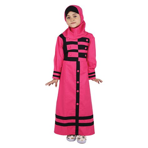 Baju Muslim Anak Perempuan Catenzo Junior Cis 250 grosir busana muslim katalog 1
