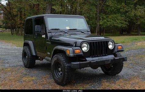 1998 jeep wrangler hardtop 1998 jeep wrangler tj doors top black
