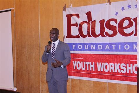 Mba Graduate Nyc by Edusei Foundation Positivity Reaches The Youth Of New York