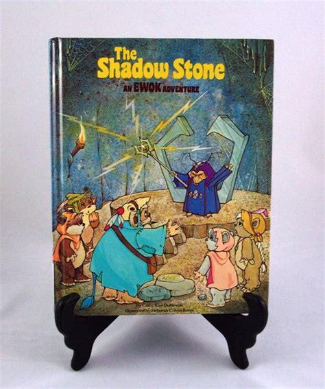 dandelion a warrior beside him books ewoks wars 1980s vintage childrens book shadow