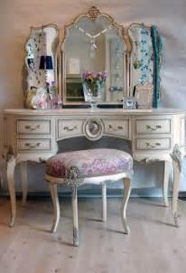 Vintage Vanity Table Sler Coveting