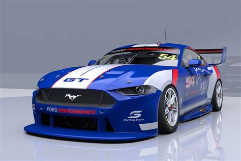 angles ford mustang supercars renders supercars