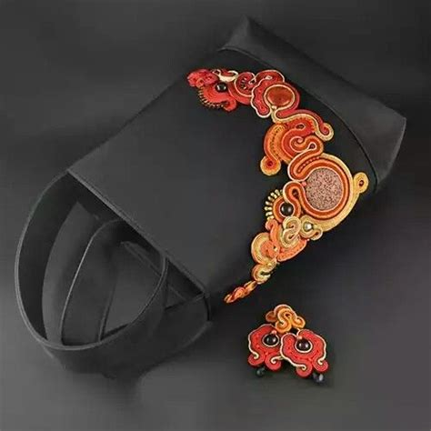 17 best images about soutache bags on Pinterest   Clutches, Embroidery and Search