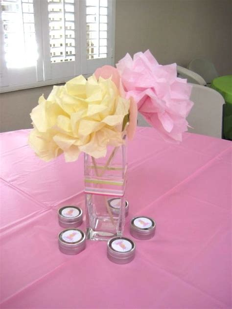 161 best wedding bridal shower centerpieces images on