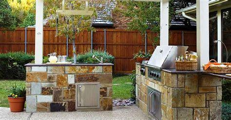cucine da giardino in muratura cucine in muratura da esterno non basta accendere il fuoco